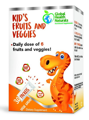 KID'S Fruits and Veggies