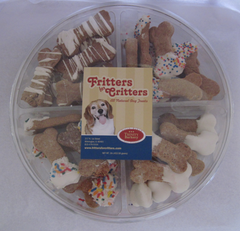 Fritter Divided Containers-Wholesale