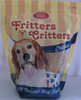 "Fritters for Critters - Dog Treats<br><span style=""color:red"">Large Bones</span>"