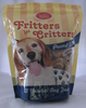 "Fritters for Critters - Dog Treats<br><span style=""color:red"">Medium Bones</span>"