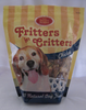"Fritters for Critters - Dog Treats<br><span style=""color:red"">Small Bones</span>"