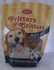 Fritters for Critters Beef and Artifical Bacon Bites