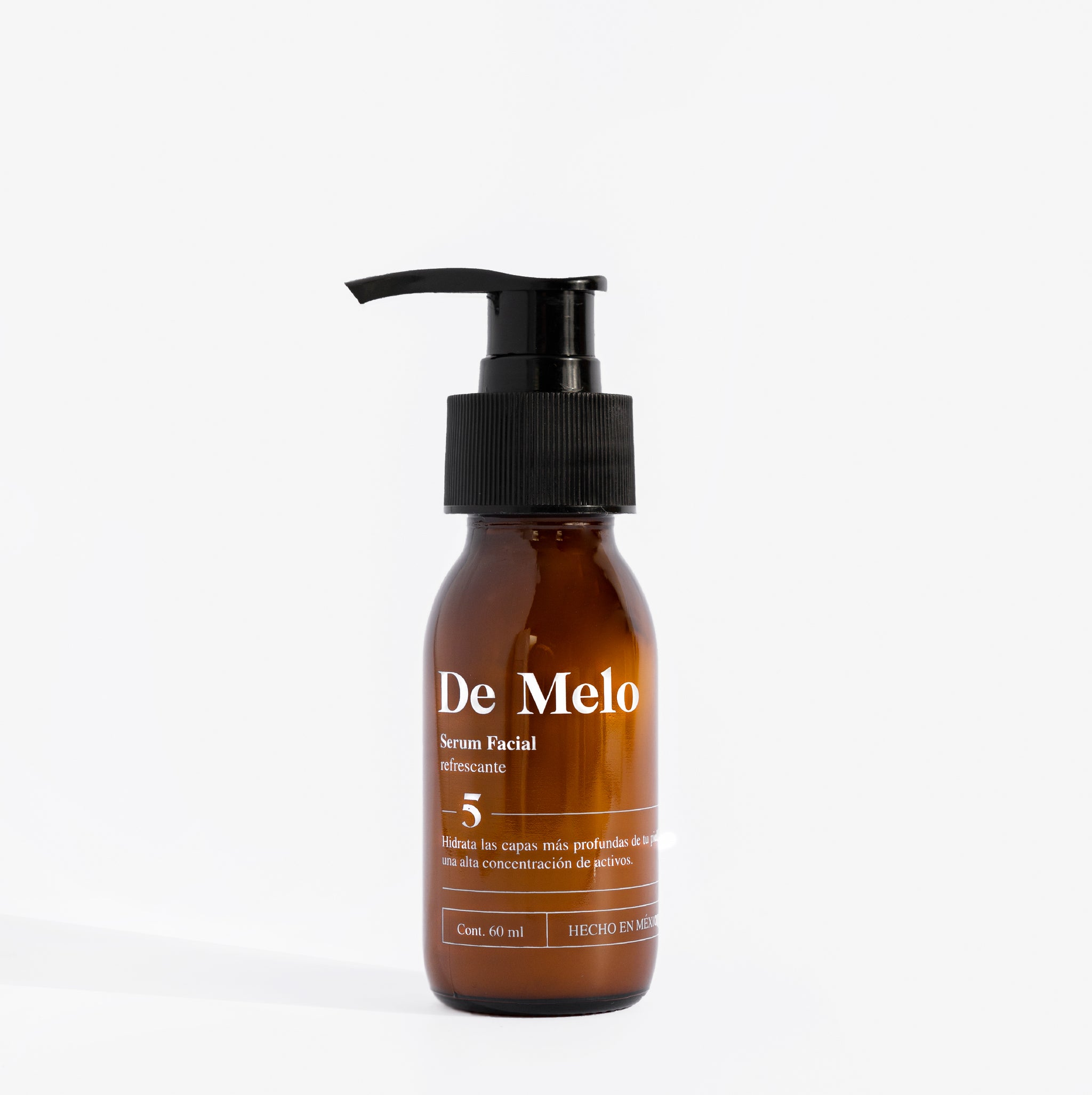 Serum Facial Refrescante De Melo
