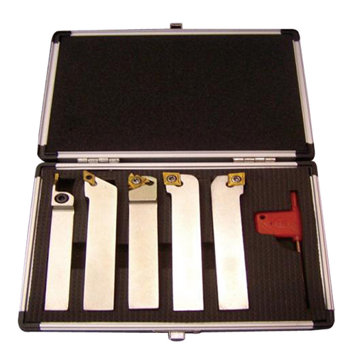 16mm 5 Piece Tool Holder Set - Chester Machine Tools - Hobby Store
