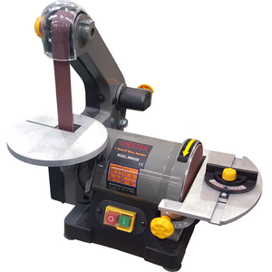 "1x5"" Belt and Disc Sander - Chester Machine Tools - Hobby Store"