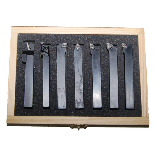 Multi-purpose Indexable Lathe Tool Sets