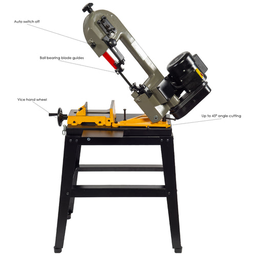 ** Special Offer ** H80 Swivel Arm Bandsaw