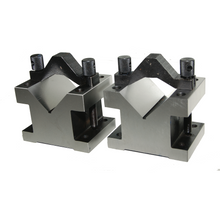 High Precision V Blocks and Clamps