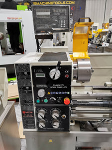 Ex Display Metric Crusader Lathe VS1 with Stand