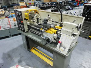 Ex Display Crusader Lathe with Stand
