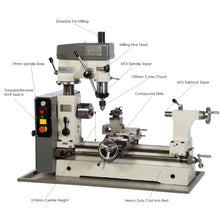 Model B 3 in 1 Combination Machine