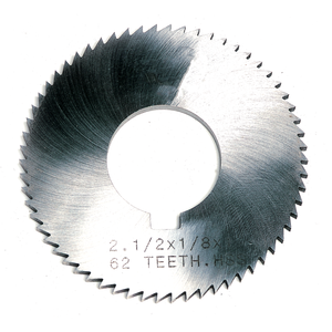 Slitting Saw Blades