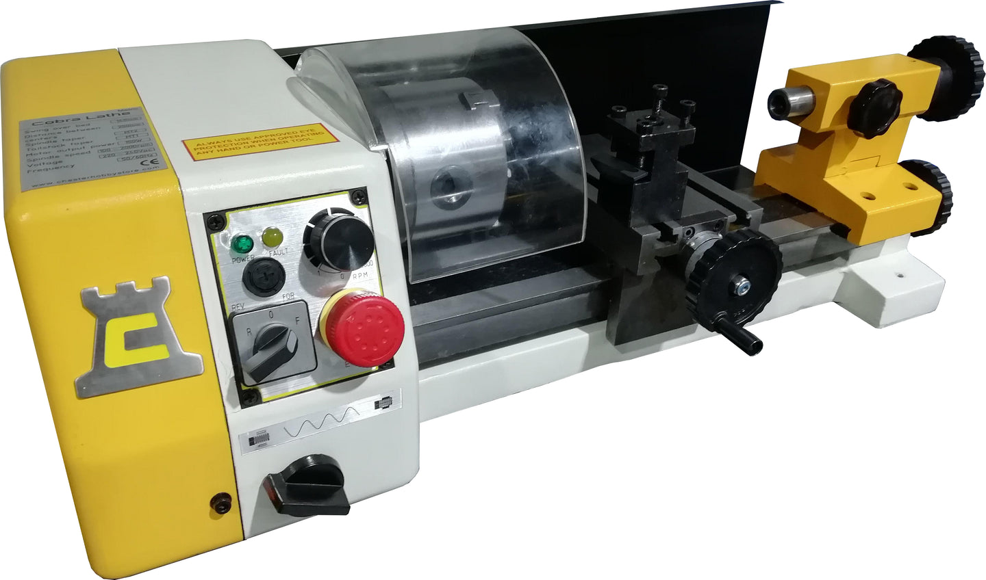** Introductory Offer ** Cobra Lathe