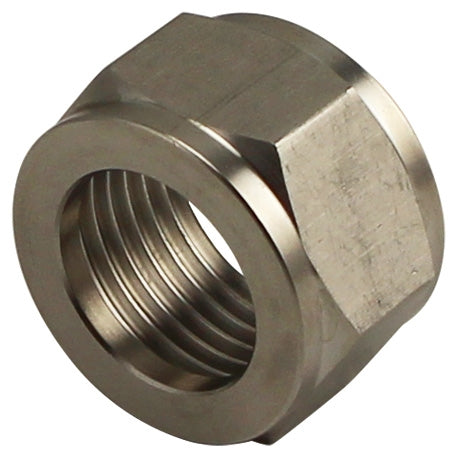 Stainless steel hex beer nut and washer