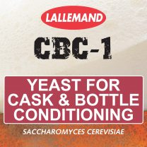 Lallemand CBC-1 Cask and Bottle Conditioning yeast, 11g Sachet