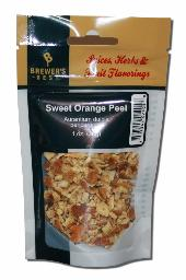 BrewersBest Sweet Orange Peel, 1oz