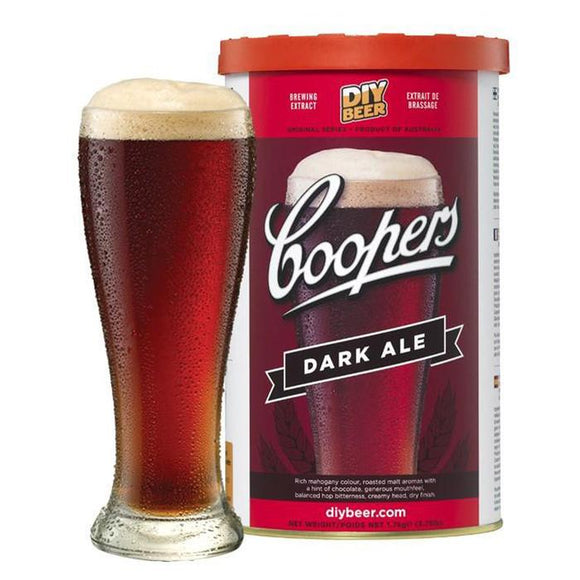 Coopers - Classic Dark, extract kit, t/m 5 gal