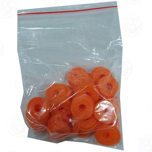 Silicone Seals for Flip Top Bottles, 60pcs