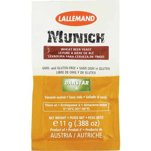 LALLEMAND Munich Beer yeast, 11g Sachet