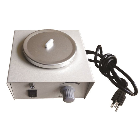 Compact low profile magnetic stir plate