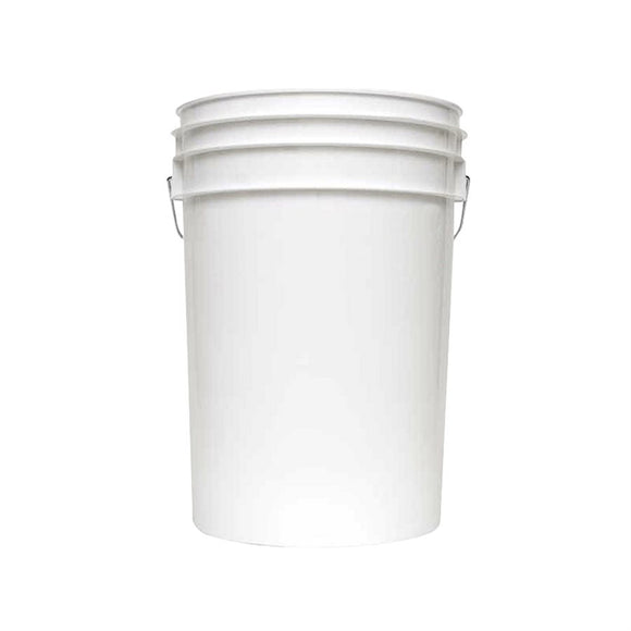Fermenting bucket, no lid, 6.5 Gallon