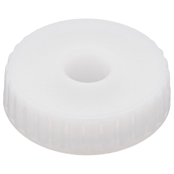 38mm plastic screw cap with airlock hole