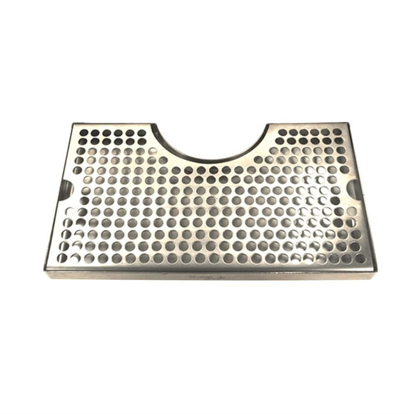 Drip Tray, no drain, cut out surface mount