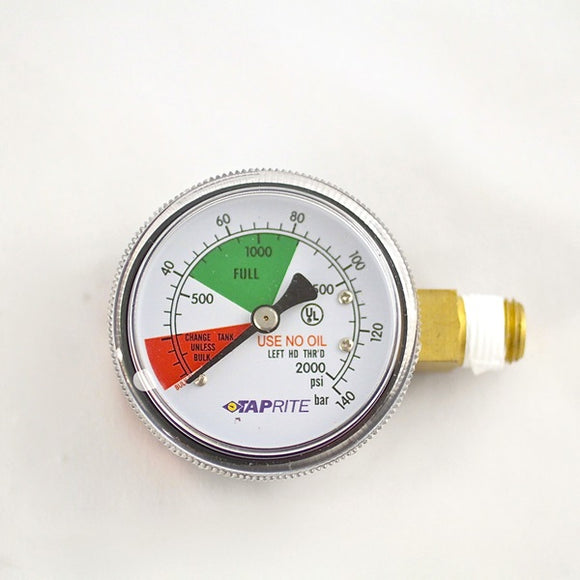 Taprite High Pressure gauge, replacement