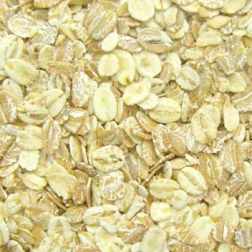 Toasted Flaked Oats