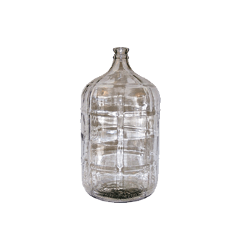 USED 6 Gallon  Glass Carboy