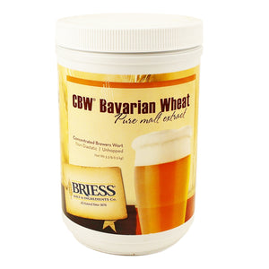 Briess CBW Bavarian Wheat Liquid Malt Extract (LME) (3.3 lb)