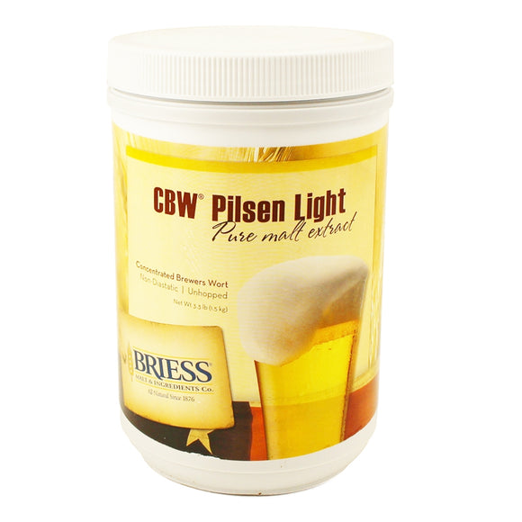 Briess CBW Pilsen Liquid Malt Extract (LME) (3.3 lb)