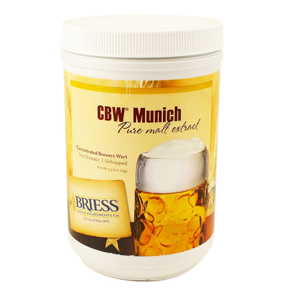 Briess CBW Munich Liquid Malt Extract (LME) (3.3 lb)