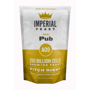 Imperial Yeast, A09 Pub