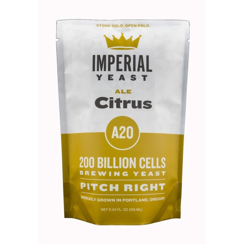 Imperial Yeast, A20 Citrus