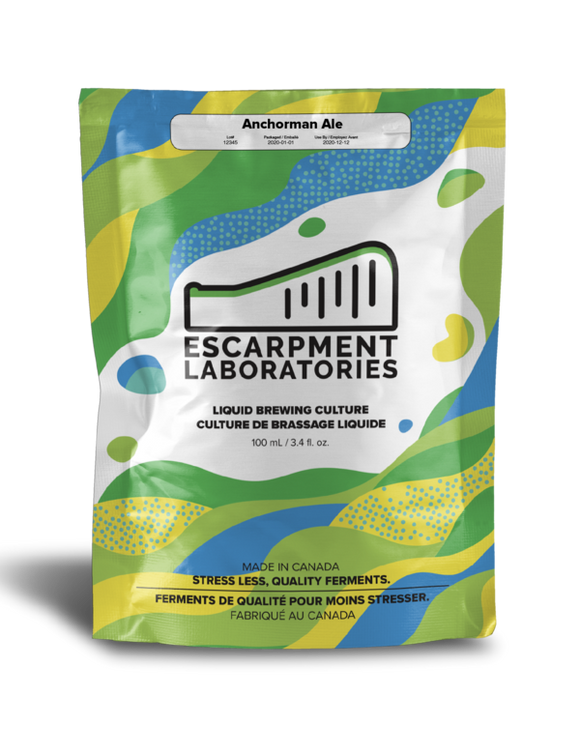 Escarpment Labs Anchorman Ale yeast - PREORDER
