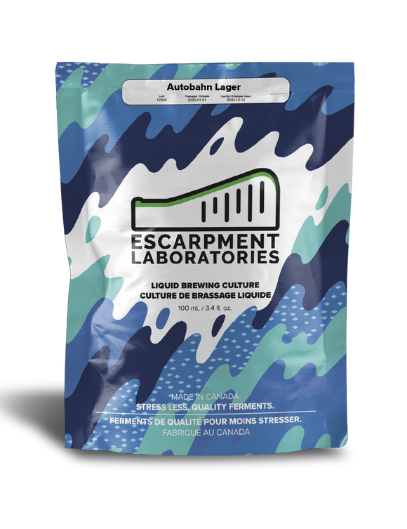 Escarpment Labs Autobahn Lager yeast - CORE