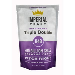 Imperial Yeast, B48 Triple Double