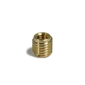 Brass Insert 3/8″ UNC For Faucet handle
