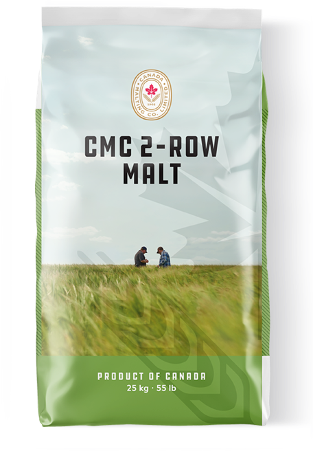 Canadian 2-Row, CMC, 55lbs