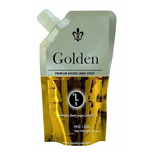Belgian Candi Syrup - Golden (1 lb)