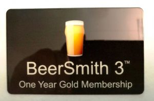 BeerSmith Gold Subscription