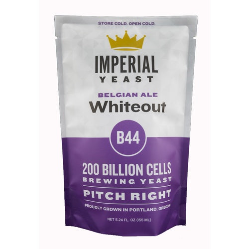 Imperial Yeast, B44 Whiteout
