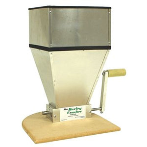 The Barley Crusher malt mill, 15lb hopper