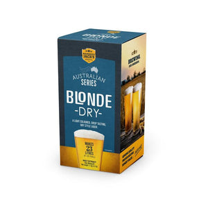 Mangrove Jack's Australian Brewer's Series - Blonde Dry, extract kit, t/m 5 gal