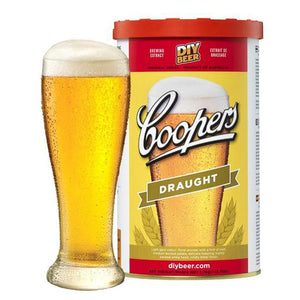 Coopers - Draught, extract kit, t/m 5 gal