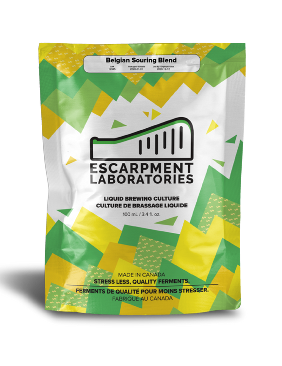 Escarpment Labs Belgian Sour Blend - PREORDER