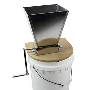 The Evil Twin Grain mill, 10lb hopper