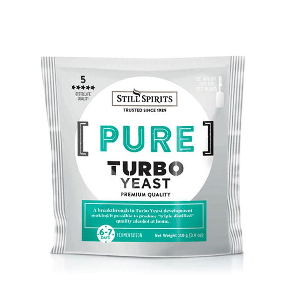 Still Spirits Turbo Pure yeast