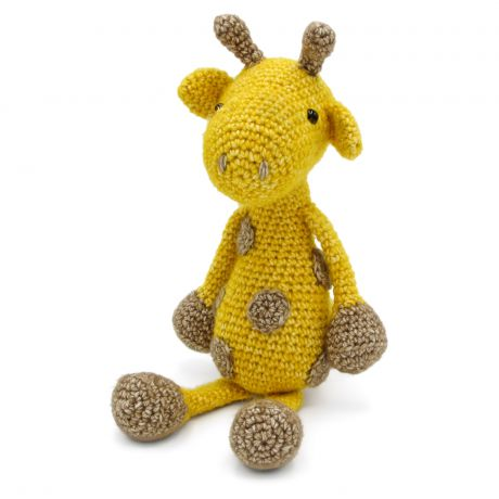 Kit crochet George le girafon